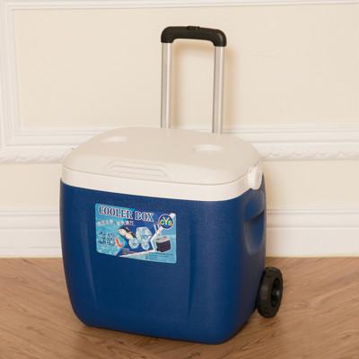 36L拉桿滾輪冰桶 (6.7折)