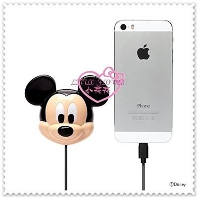 ♥小花花日本精品♥Hello kitty 迪士尼米奇 iPhone 5S AC充電器21091308 (4.8折)