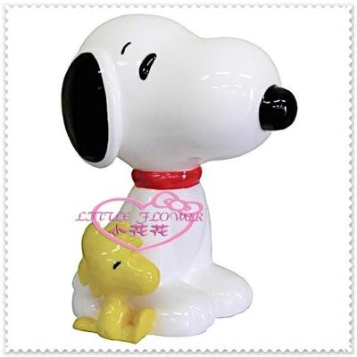 小花花日本精品♥ Hello Kitty snoopy》史努比 存錢筒 33023502 (8.5折)