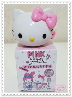 ♥小花花日本精品♥ Hello Kitty 7-11集點商品 限量商品 限量捲尺 大臉 蝴蝶結 文具 (7.8折)