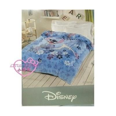 ♥小花花日本精品♥ 《Disney》迪士尼史迪奇雙面毯被蓋毯保暖毯被雙面法蘭絨毯12338405 (5.3折)