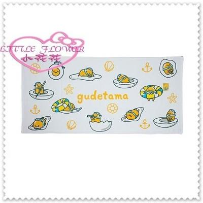 小花花日本精品♥ Hello Kitty 蛋黃哥 浴巾 大浴巾  33178103 (8.1折)
