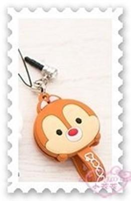 ♥小花花日本精品♥《Disney》迪士尼 蒂蒂 充電線 耳機 集線器 捲線器 防塵塞00408202 (4.5折)