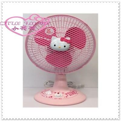 小花花日本精品 Hello Kitty 桌上型電風扇 涼風扇 電扇 粉色大臉33135700 (8.7折)