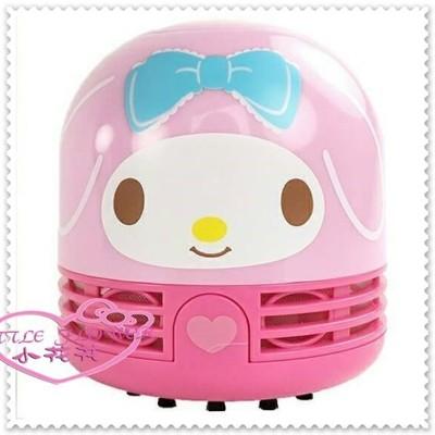小花花日本精品 Hello Kitty 美樂蒂 桌上吸塵器 57000909 (7.6折)