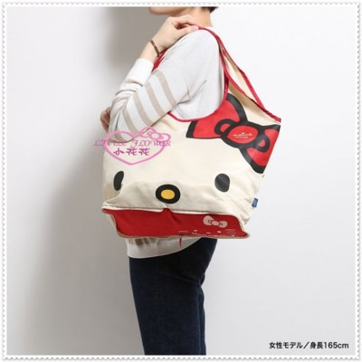 小花花日本精品♥ Hello Kitty Hallmark 聯名 手提袋 (8.4折)