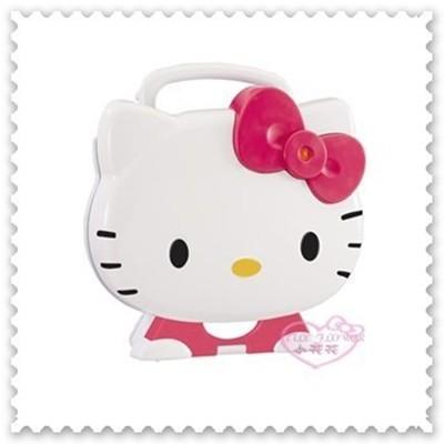 ♥小花花日本精品♥ Hello Kitty 蛋糕機 鬆餅 鬆餅機 餅乾DIY大臉造型23013100 (9.1折)