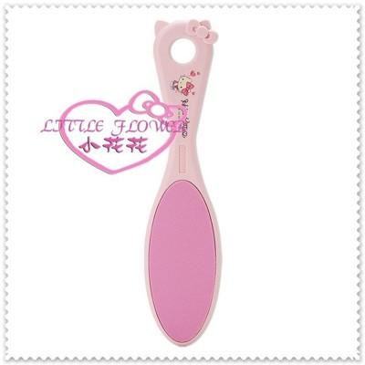 小花花日本精品♥ Hello Kitty 日製 去角質磨砂棒腳底去硬皮 66625100 (8折)