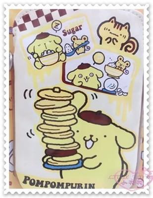 ♥小花花日本精品♥ 《Pom Pom Purin》布丁狗 手機套手機收納套附提帶站姿21013805 (4.7折)