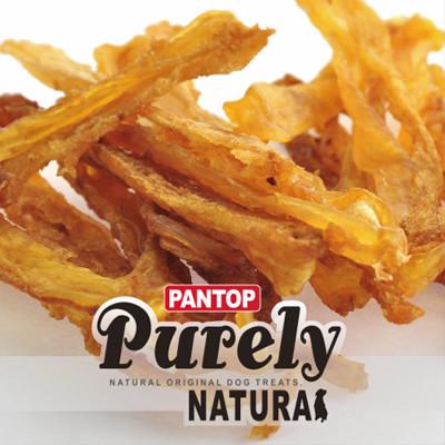 PANTOP邦比-純粹天然零食/煙燻雞腳筋80g(條) x3包組 (7.6折)