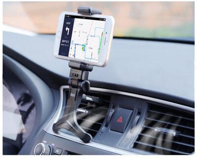 車用不擋冷氣出風口手機支架 (1.5折)