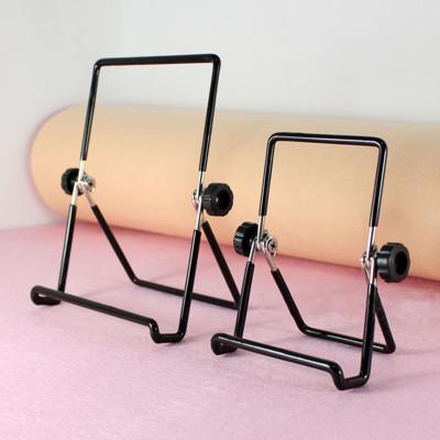 可折疊式金屬懶人手機平板支架(小款) (2.3折)