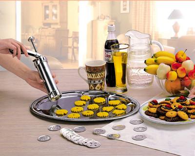 美國熱銷DIY餅乾機 (3.1折)