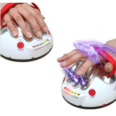 > 微型電擊心跳測謊儀真心話大冒險電人機整人遊戲玩具新年禮物 #1377 (6.8折)