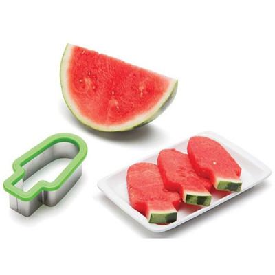 << igoole >> 創意西瓜冰棒造型切片器 #1416 (2.8折)