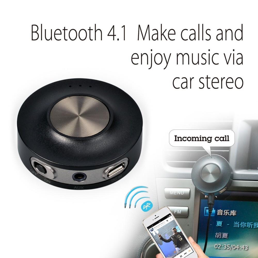 美國avantree cara 2藍芽音樂接收器 汽車音響救星 藍牙接收器 傳輸器 aux