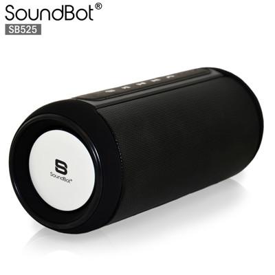 美國聲霸Soundbot SB525 4.0藍牙無線音響 藍芽喇叭 行動電源 (7.7折)