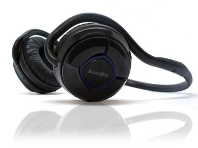 美國聲霸Soundbot SB240 藍牙耳罩式耳機 藍芽耳機 後掛式耳機 (6.8折)