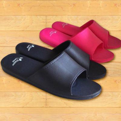 (e鞋院)日式超彈力氣墊減壓防滑室內拖鞋 (0.1折)