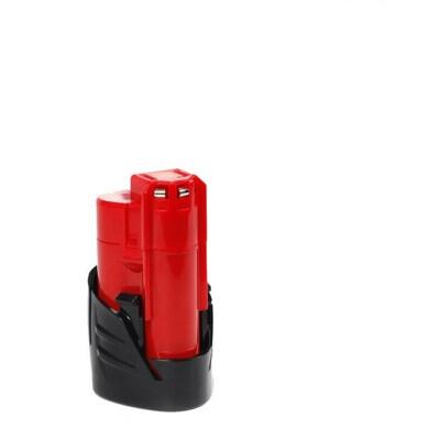 MILWAUKEE 米沃奇 M12 電池 M12BID-202C M12BID 電動工具電池 12V (7折)