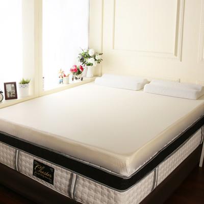 【契斯特】12公分幸福舒適透氣記憶床墊-特大7尺-3色選 (4.3折)