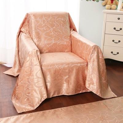 【Homebeauty】負離子萬用沙發罩-1人座-三色可選 (5.6折)