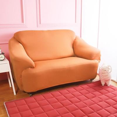 【HomeBeauty】涼感防蚊日本大和彈性沙發罩-2人座 〈四色任選02〉 (2.6折)