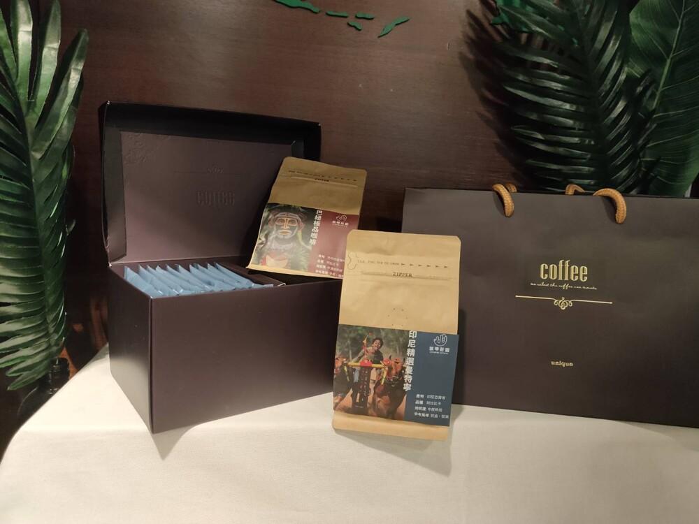 旅啡莊園-咖啡禮盒組