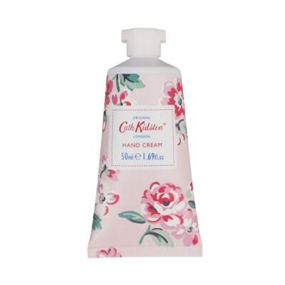 cath kidston英國限量設計款護手霜 石英粉玫瑰 (6.6折)