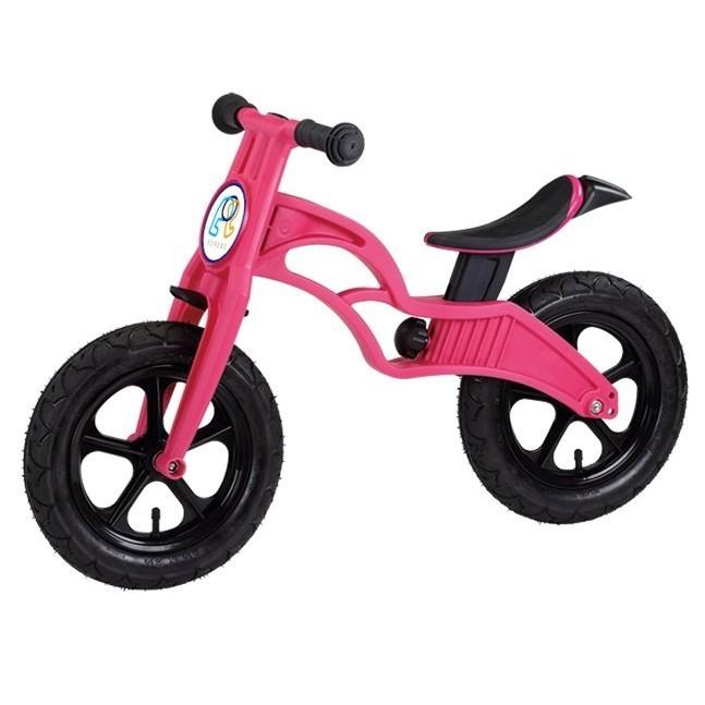 小謙單車全新pop bike 普派 滑步車 eva胎/氣胎平衡車 學步車 -粉色