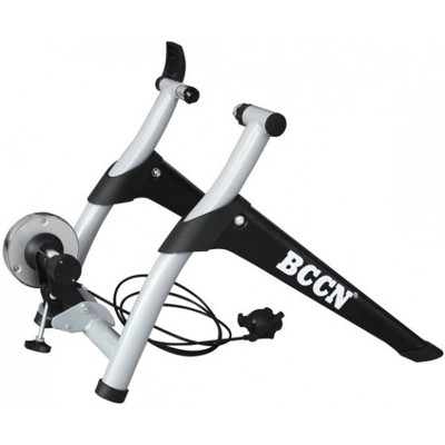 小謙單車全新bccn八段式線控訓練台 / 單車練習台-適用26-28吋用(黑色) (8折)