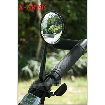 小謙單車全新x-free凸面廣角後視鏡 / 後照鏡 / 廣角鏡 / 左右都可安裝 /增加行車安全 (6.2折)