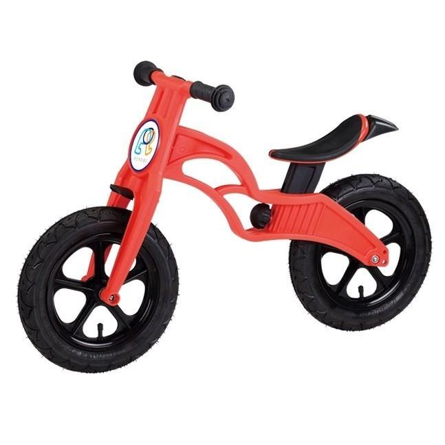 小謙單車全新pop bike 普派 滑步車 eva胎/氣胎平衡車 學步車 (紅色)
