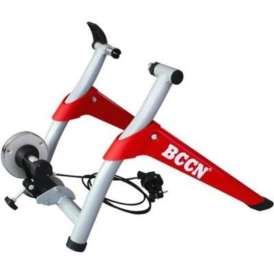 小謙單車全新bccn八段式線控訓練台 / 單車練習台-適用26-28吋用(紅色) (8折)