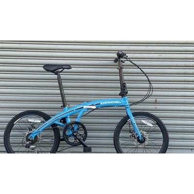 小謙單車鋁合金車架 451輪組 52t大盤 日本shimano 7速 折疊車 愛爾蘭自行車 (8.9折)