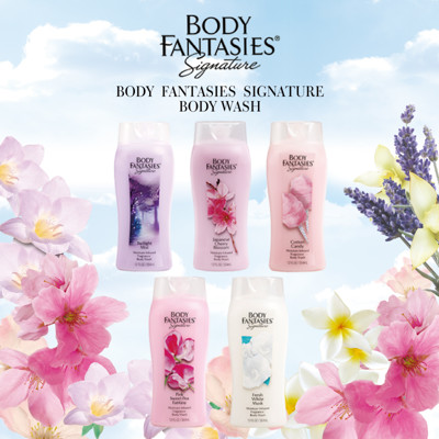 美國原裝BODY FANTASIES身體幻想 沐浴乳 即期商品超低優惠組合 (3.6折)