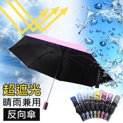 自動開收折疊反向晴雨傘 (2.8折)