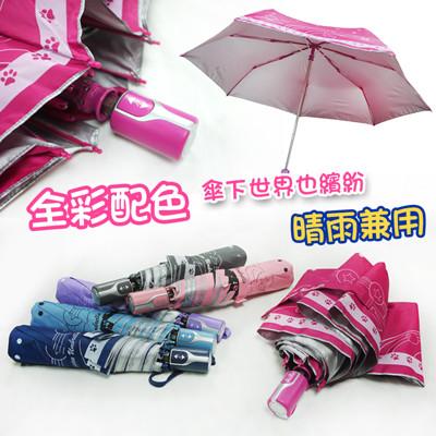 輕量自動開收晴雨傘 (3.8折)