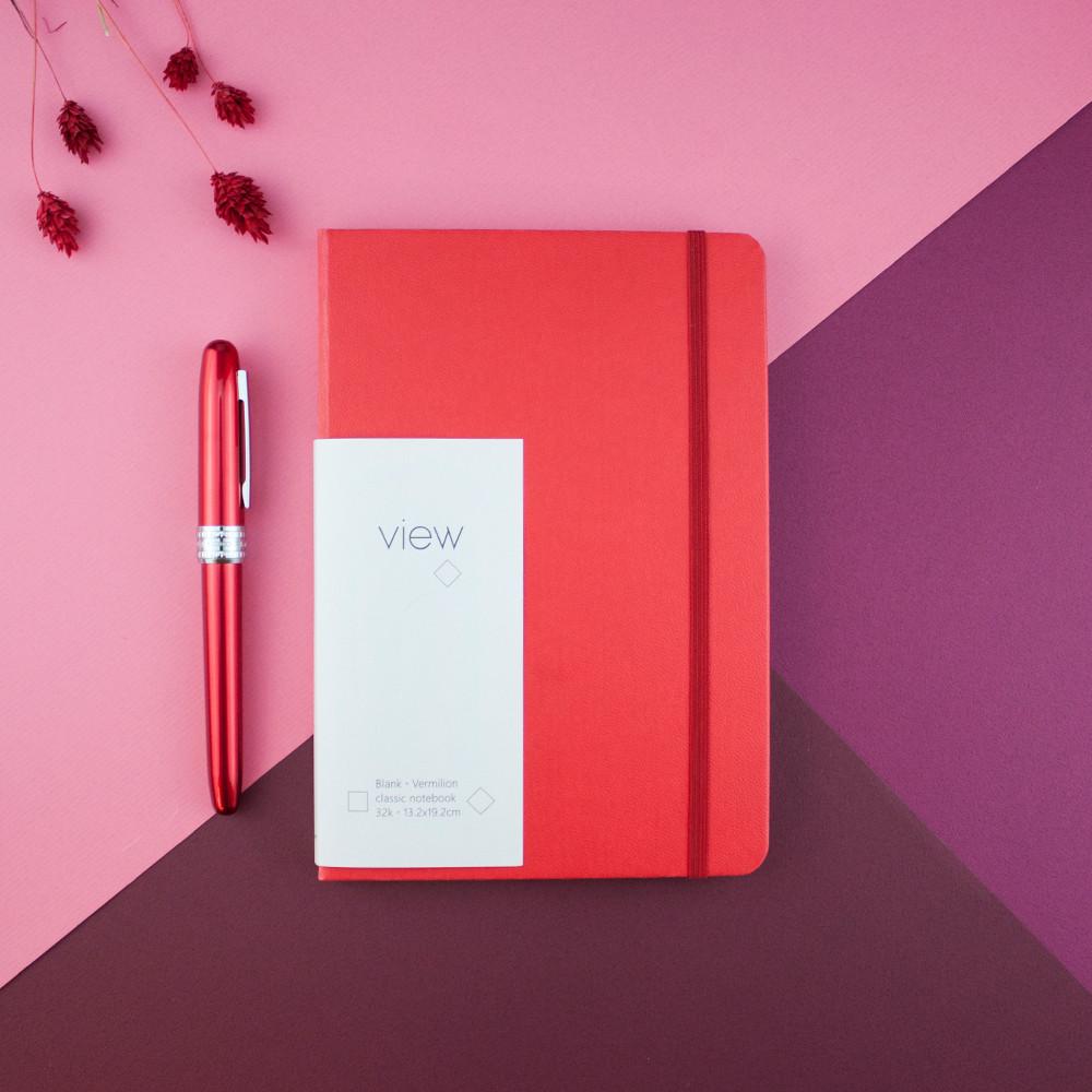 眼色view-32k精裝空白筆記本