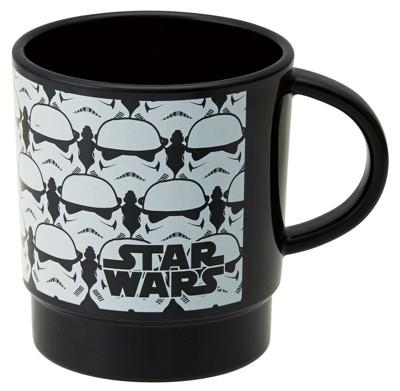 日本製兒童水杯 潄口杯 馬克杯【STAR WARS星戰系列】-帝國風暴兵 (6.9折)