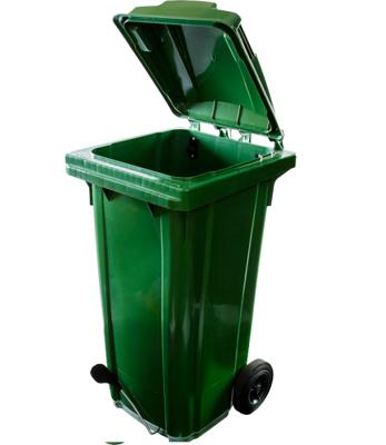【G-120】120公升大容量分類塑膠垃圾桶---腳踏式 (8.1折)