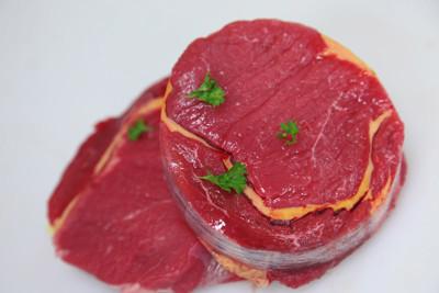 約克街肉鋪 澳洲草飼低脂肋眼牛排(100g±10%,4盎斯/片) (7.4折)