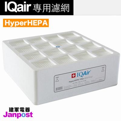 Iqair healthpro 250 HyperHEPA 第三層專利醫療HEPA 濾網 (8.8折)