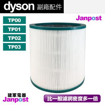 Dyson 超高密度 副廠濾網 TP00 TP01 TP02 TP03 空氣清淨機 濾芯 濾網 (5.4折)