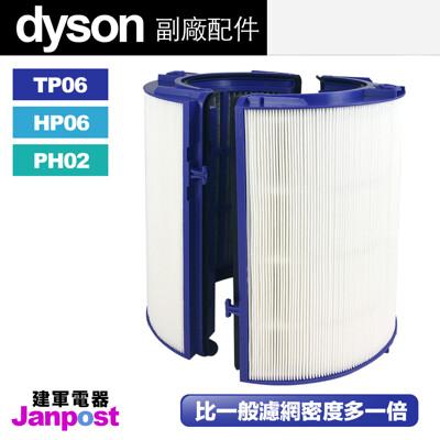 Dyson 戴森 超高密度 副廠濾網 HP06 TP06 空氣清淨機 HEPA 活性碳 二合一 (6折)