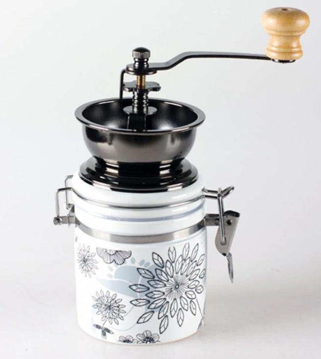 手動研磨密封陶瓷罐 (磨芯陶瓷)