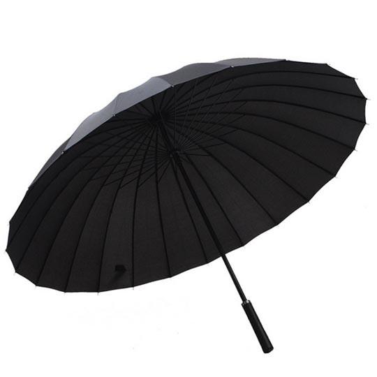 push! 好聚好傘, 24骨3人upf30+抗紫外線雨傘遮陽傘(附贈懸掛傘架子1pcs)i27
