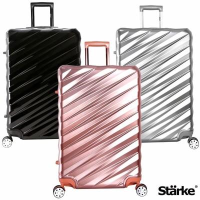 Starke 薩爾系列28吋PC+ABS耐撞TSA海關鎖拉鏈行李箱/旅行箱-多色可選【008017】 (2.7折)