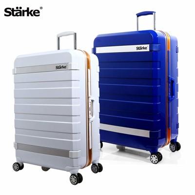 Starke德國設計29吋 PC 鏡面鋁框硬殼行李箱 J系列-兩色可選【016001】 (4.1折)