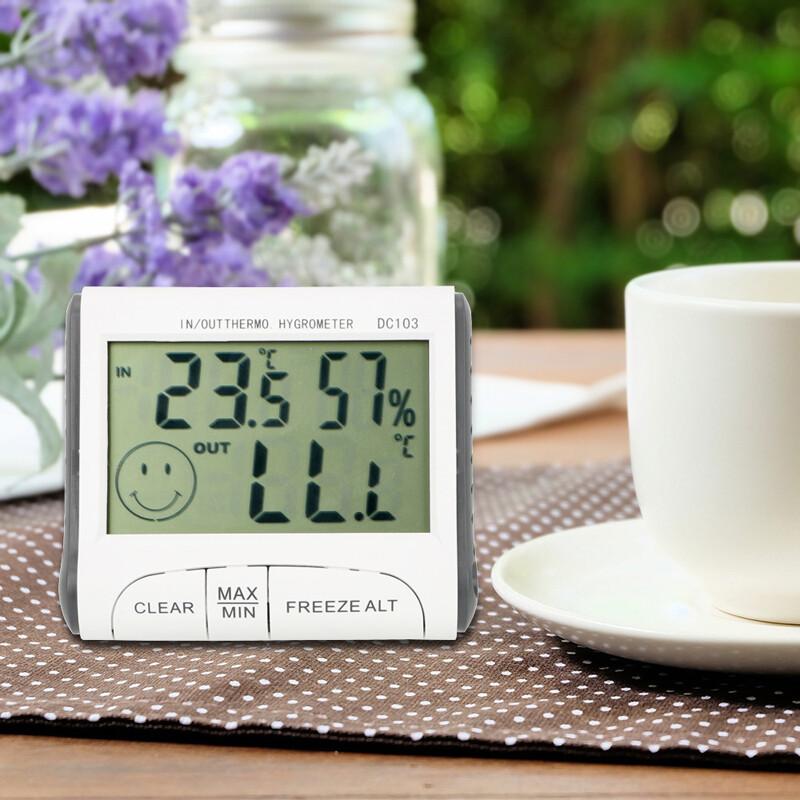 室內外溫度計